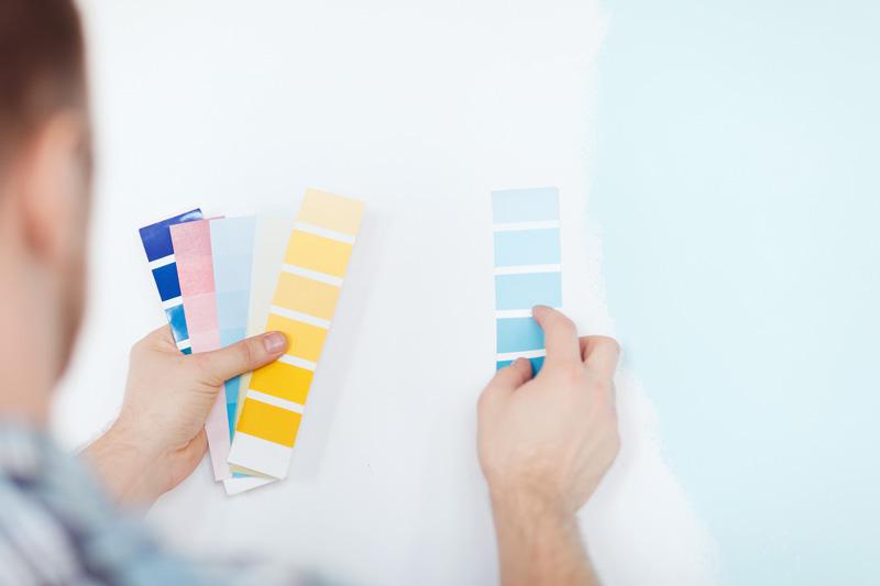עיצוב בצבע