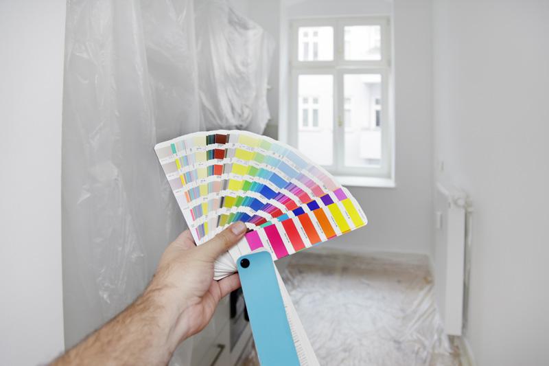 צבעים לקיר