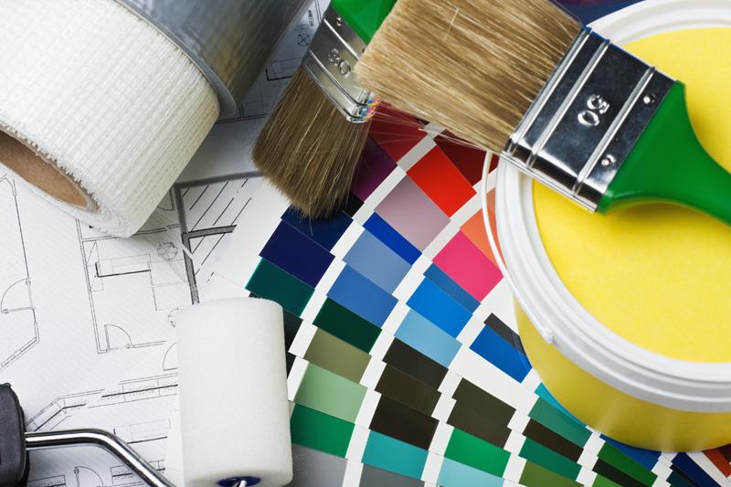 צבע לקירות